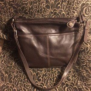 The Sak soft leather purse